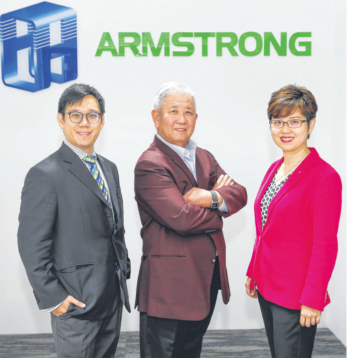 Counting on Diversification to Spring Ahead — Armstrong Featured in the Business Times